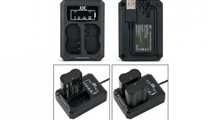 USB зарядное устройство JJC DCH-ENEL 15