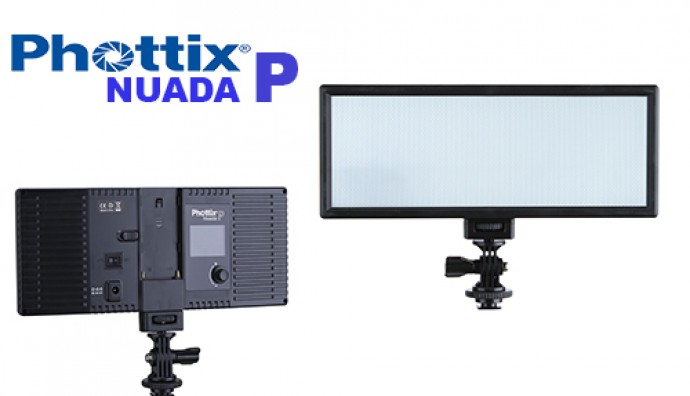 Накамерный осветитель Phottix Nuada P