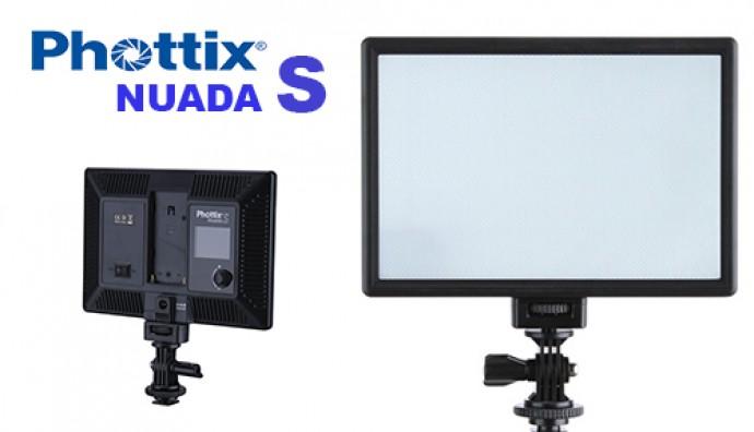 Накамерный фонарь Phottix Nuada S