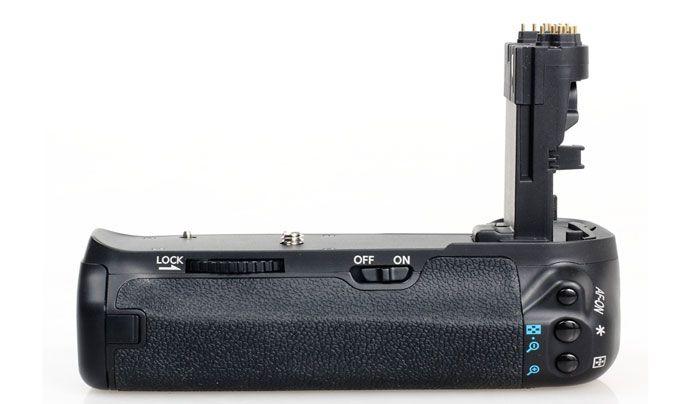 Батарейный блок Phottix BG-60D (BG-E9) Premium Series для цифровых фотоаппаратов Canon 60D