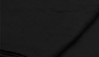 Черный фон студийный тканевый(3x6m)